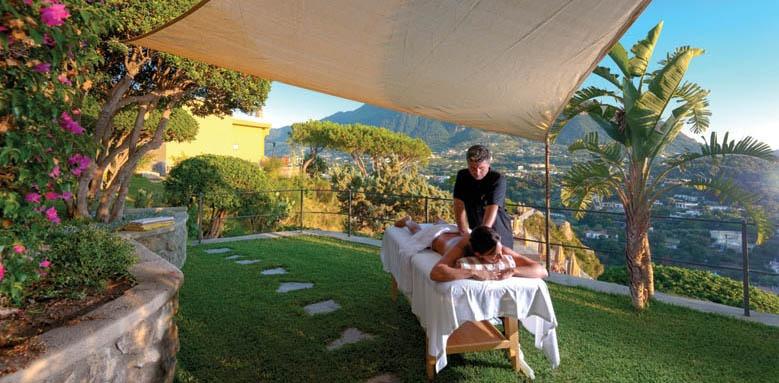 San Montano Resort & Spa, massage