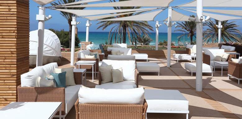 Iberostar Playa de Palma, outdoor lounge