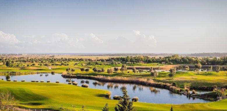 Anantara Vilamoura Resort, golf course overview