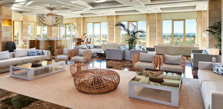 Anantara Vilamoura Resort, lobby area
