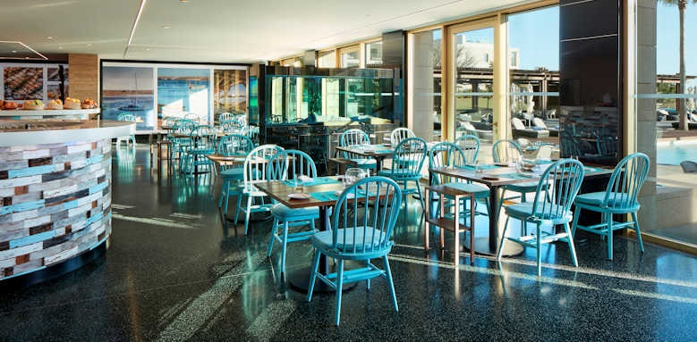 Anantara Vilamoura Resort, ria restaurant
