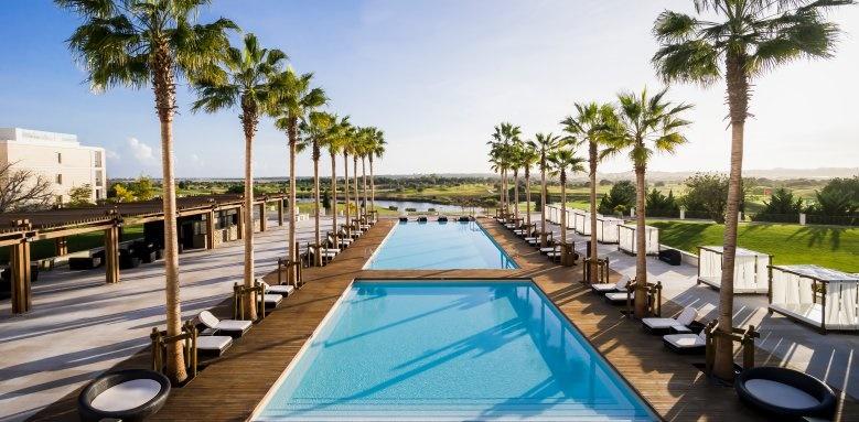 Anantara Vilamoura Resort, pool view