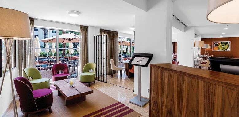 Vilamoura Garden Hotel, lounge