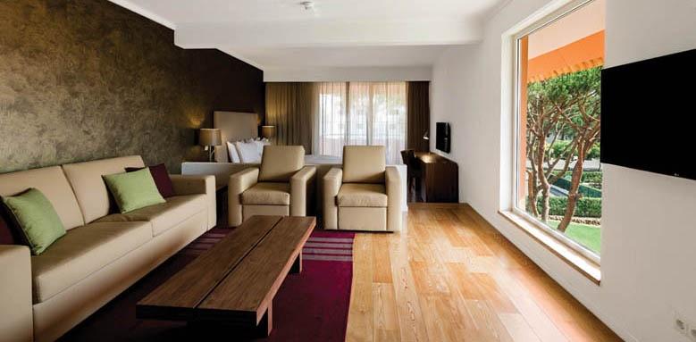 Vilamoura Garden Hotel, family room