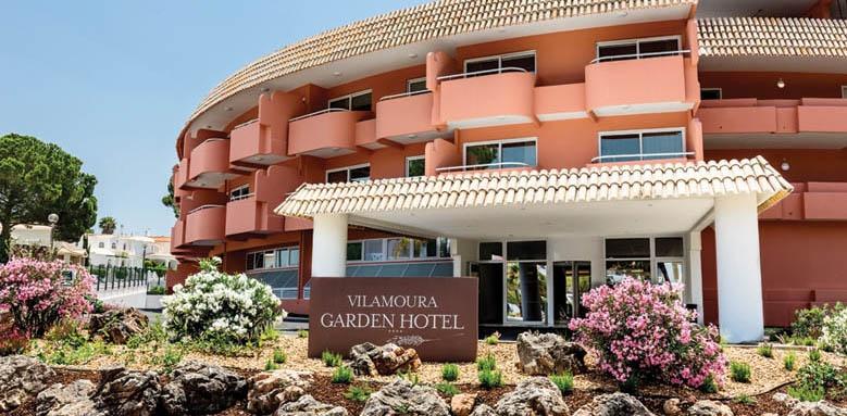 Vilamoura Garden Hotel, exterior