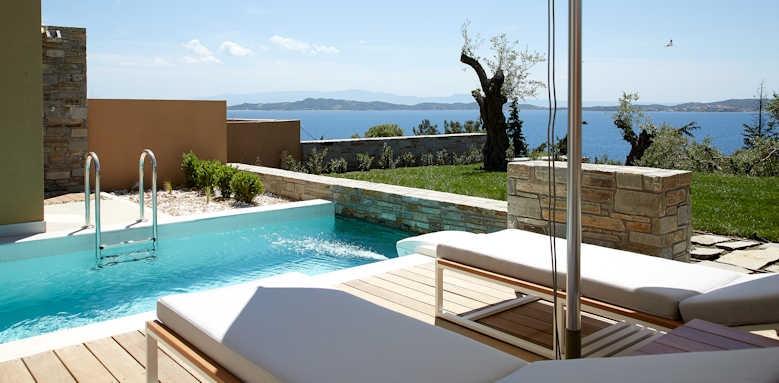 Eagles Villas, Junior Pool Villa with Private Garden