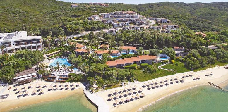 Eagles Villas, hotel overview