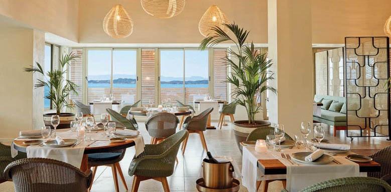 Eagles Villas, restaurant