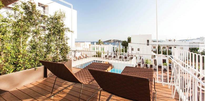 OD Talamanca, terrace