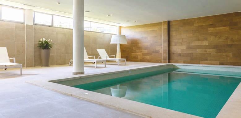 zafiro palace palmanova, indoor pool