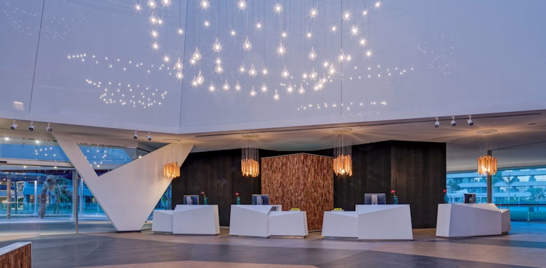 Radisson Blu, lobby