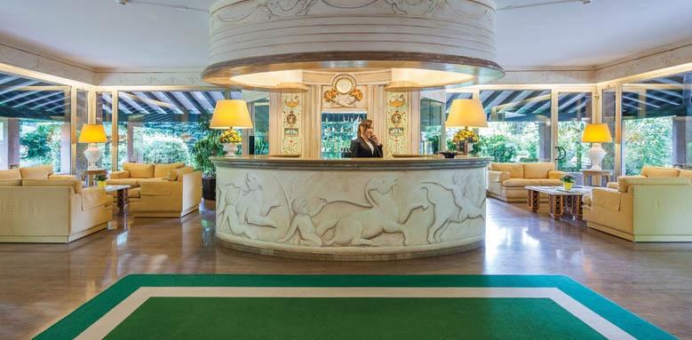 Park Hotel Principe, lobby