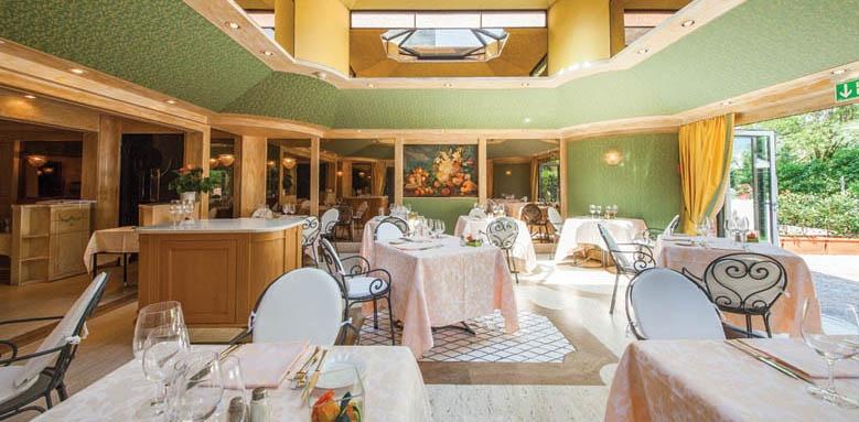 Park Hotel Principe, restaurant