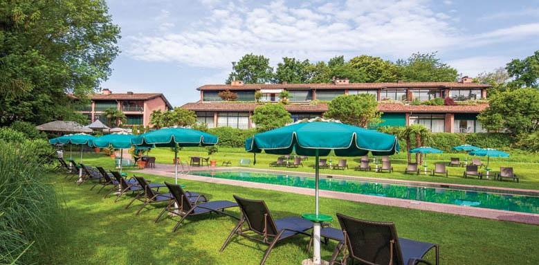 Park Hotel Principe, loungers