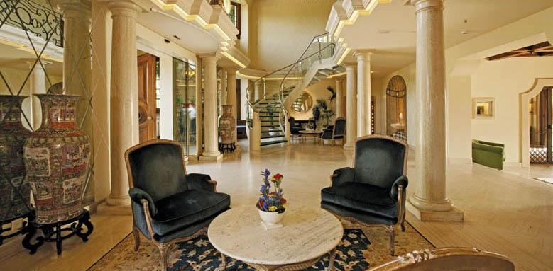 Villa Principe Leopoldo, lobby