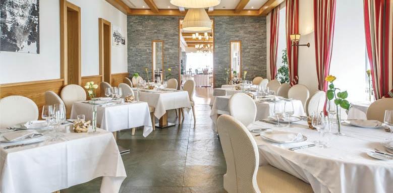 Kurhaus Cademario Hotel & Spa, restaurant