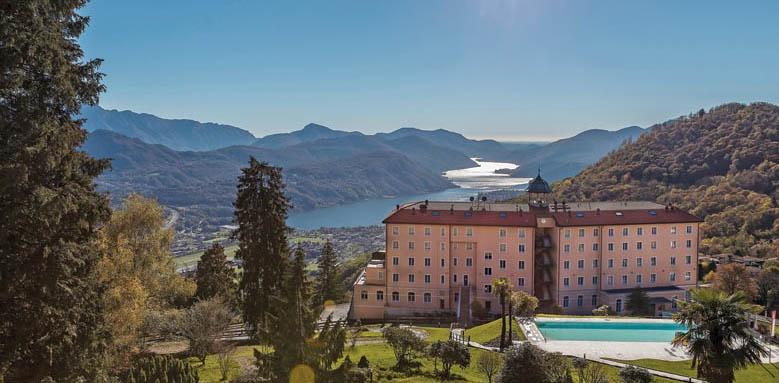 Kurhaus Cademario Hotel & Spa, main image