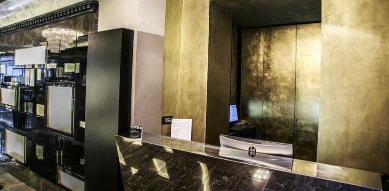 Rome Style Hotel, lobby
