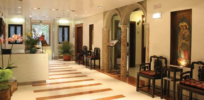 Ca'Nigra Lagoon Resort, lobby