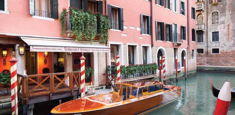 Splendid Venice, main image