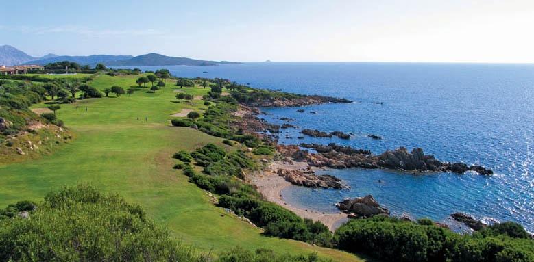 Due Lune Resort Golf & Spa, golf course