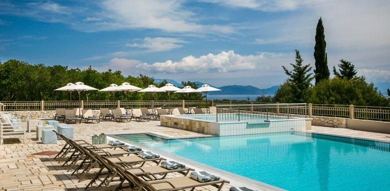 Almyra Hotel, pool