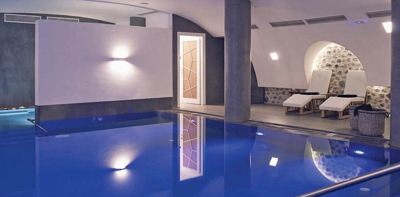 Santo Maris Suites, spa pool