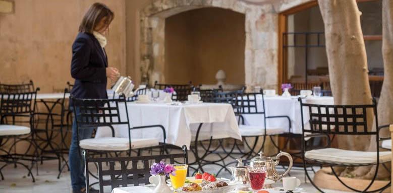 Casa Delfino Hotel & Spa, restaurant