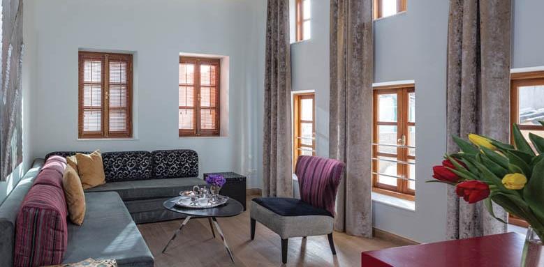 Casa Delfino Hotel & Spa, interior