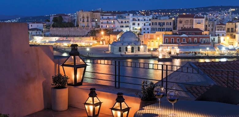 Casa Delfino Hotel & Spa, night view