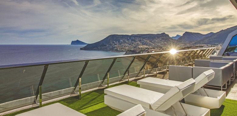 Suitopia Sol y Mar Suites Hotel, luxury hotel