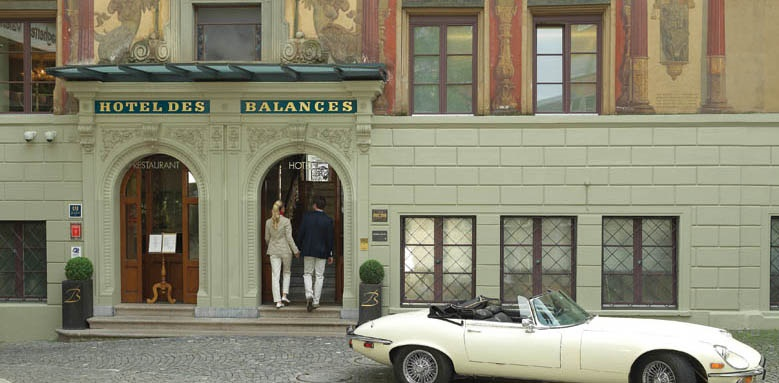 Hotel Des Balances, main image