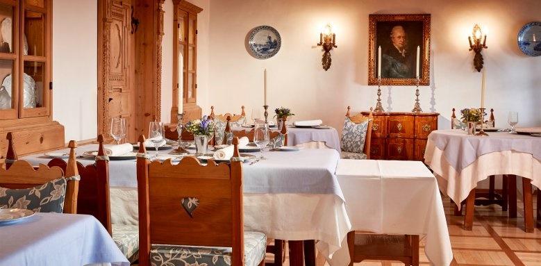 Tennerhof Gourmet & Spa de Charme Hotel, restaurant