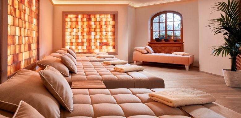 Tennerhof Gourmet & Spa de Charme Hotel, spa