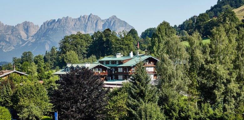 Tennerhof Gourmet & Spa de Charme Hotel, view