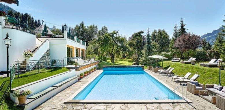 Tennerhof Gourmet & Spa de Charme Hotel, pool
