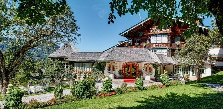 Tennerhof Gourmet & Spa de Charme Hotel, exterior