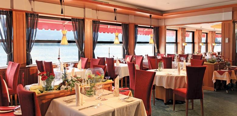 Hotel Im Weissen Rossl, restaurant