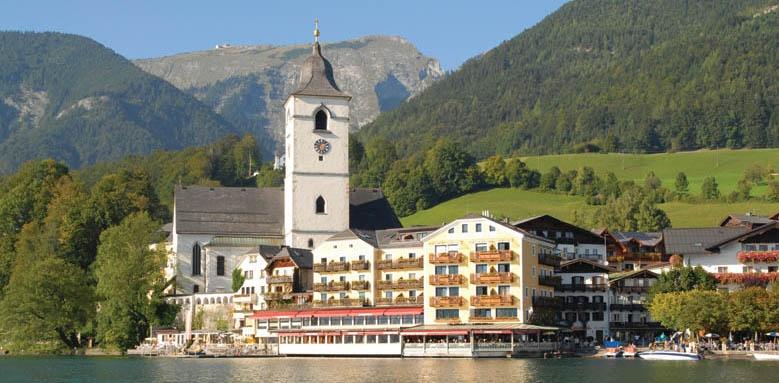 Hotel Im Weissen Rossl, main image