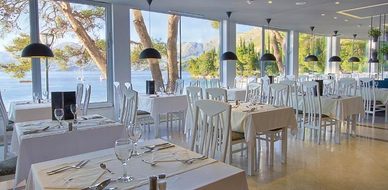 Hotel Cavtat, restaurant