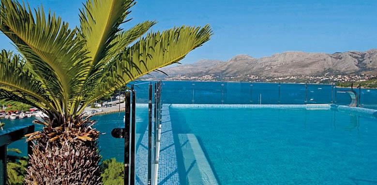 Hotel Cavtat, pool