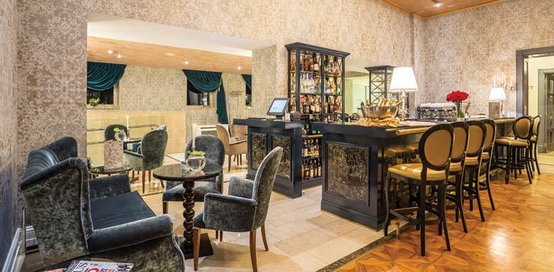 Hotel Park Split, lobby bar