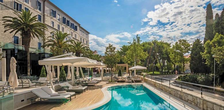 Hotel Park Split, pool