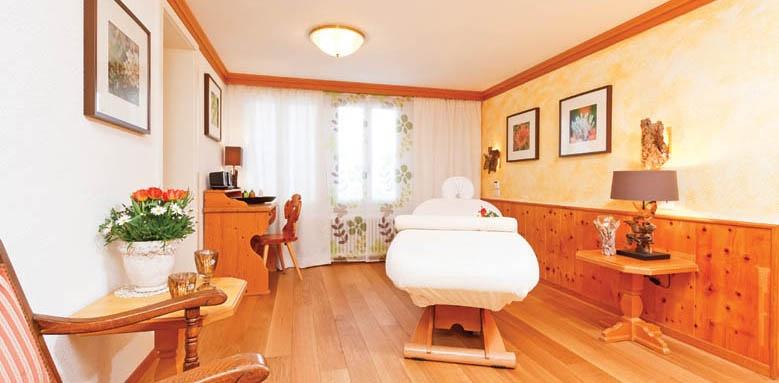 Hotel Eiger, massage room