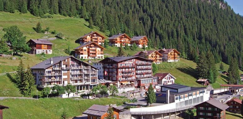 Hotel Eiger, main image