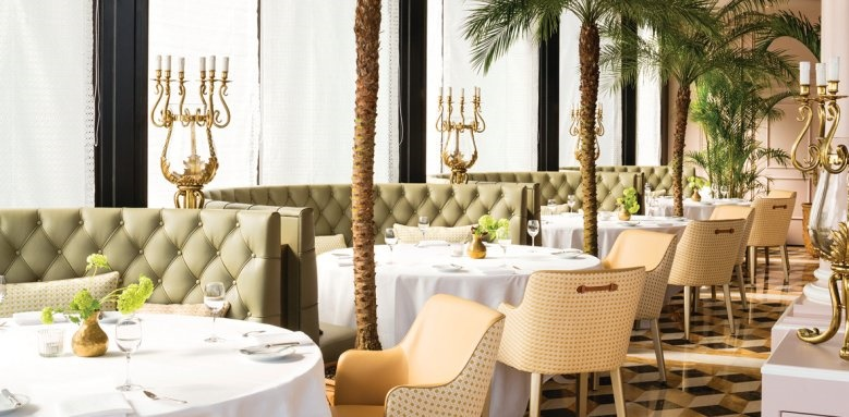 Victoria Jungfrau Grand Hotel, restaurant