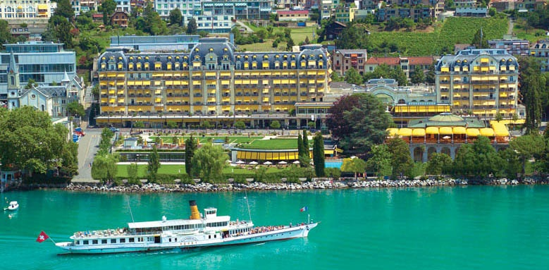 Fairmont Le Montreux Palace, main image