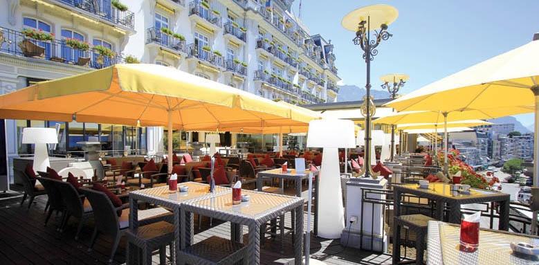 Grand Hotel Suisse Majestic, bar