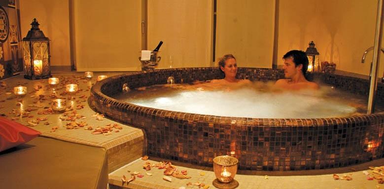 Romantik Hotel Schweizerhof, spa