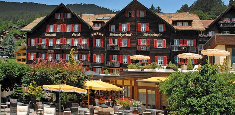 Romantik Hotel Schweizerhof, exterior